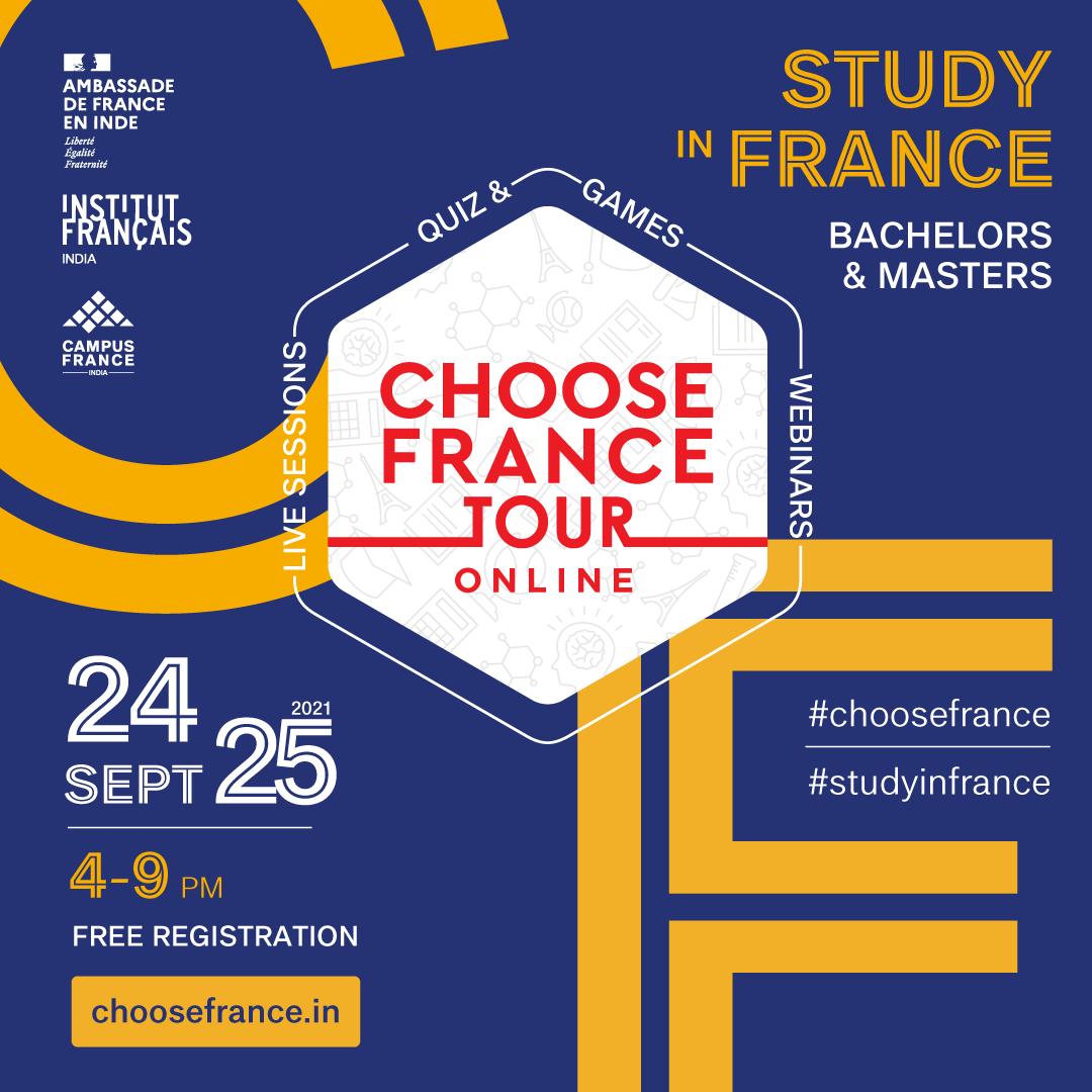 Choose France Tour - September 2021